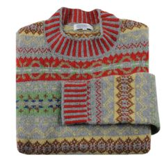 A mid-weight sweater with an allover fairisle pattern, this style is guaranteed to look great at the office or as part of your off-duty look. Festival One, Fair Isle Pattern, Mens Jumpers, Off Duty, Stitch Fix, Looks Great, Knitwear, Men Sweater, Knitting