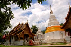 Thailand - Thailand is bursting with culture and historical sites, its people are known for their friendly and welcoming disposition - you'll always be greeted with a warm sawadee ka or sawadee krap (hello). Chiang Mai Thailand, Chiang Rai, Best Places To Retire, Northern Thailand, Luang Prabang, Work Travel, Historical Sites, Places Around The World, Bangkok