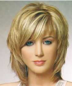 Women Medium Shag Hairstyle Pictures - Free Download Women Medium Shag Hairstyle Pictures #13223 With Resolution 349x414 Pixel | KookHair.com