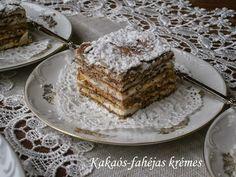 Hozzávalók: 1 csomag (45 dkg) fagyasztott leveles tészta (nálam Frosta) 2 evőkanál cukrozatlan kakaópor 1 kávéskanál őrölt fahéj...
