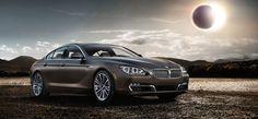 A breathtaking silhouette. #BMW #6SeriesGranCoupe