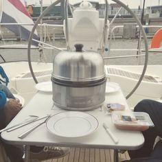 Countdown to #weekend  #sailing #sailingyachts #sailingdelphiawiktoria #waddenzee #waddensea #waddenseanationalpark #worldheritage #respectnature #respectnaturerespectyourself #delphiayachts #delphia40 #cobb