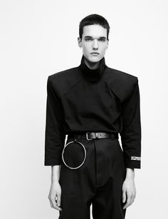 Matt Dyer Photography Willy Vanderperre All clothing worn throughout Vetements fall/winter 16.