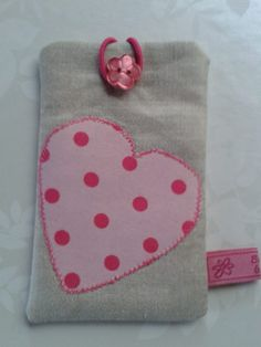 Handytasche in piggy- pink