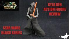 Star Wars: Black Series 6 Inch Kylo Ren Action Figure Review