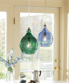 Tear Drop Pendant Recessed Light Shade