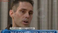 Ibar Pérez Corradi, a juicio oral por contrabandear efedrina
