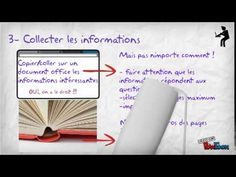 Les 6 étapes de la recherche documentaire avec powtoon-- Created using PowToon -- Free sign up at http://www.powtoon.com/ . Make your own animated videos and...