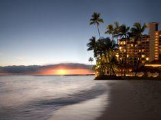 Halekulani  Oahu, Hawaii
