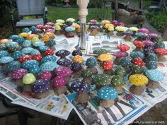 Art Objects for the Garden. MK. Discussion on LiveInternet - Russian Service Online Diaries