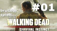 The Walking Dead  Survival Instinct #01 -  Mr. Head Trauma