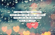 Love Paradox Quotes