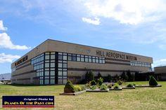 Hill Aerospace Museum, Hill Air Force Base, Ogden, Utah