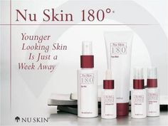 Nu Skin Anti-Aging Skin Therapy System Turn your complexion around. Nu Skin Anti-Aging system enhances your skin's natural cell renewal rate and Nu Skin, Anti Aging Tips, Anti Aging Skin Care, Beauty Care, Beauty Hacks, Beauty Tips, Daily Makeup Routine, Cosmetic Design, Younger Looking Skin