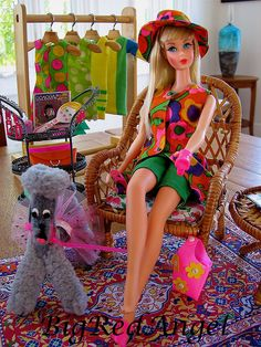 Barbie's Mod Boutique