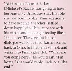 Ryan Murphy on the Glee ending he always had planned