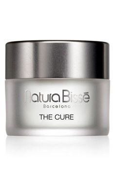 Free shipping and returns on SPACE.NK.apothecary Natura Bissé The Cure Cream at Nordstrom.com. What it is: An innovative, multi-action emulsion that intensely hydrates, repairs and detoxifies your skin with the very first application.What it does: It keeps your skin hydrated for 24 hours, reinforcing it against daily stress and preventing the premature appearance of aging signs. It offers a pleasant second-skin sensation that melts into your skin, fading wrinkles and expression lines…