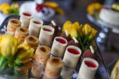 Dessert: De Kort Catering (locatie Orangerie Domaine Heerstaayen)