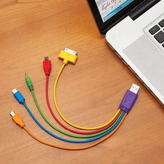 UNIVERSAL USB CHARGER | Get Organized
