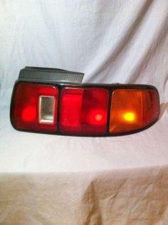 TOYOTA CELICA GT 95 TAIL LIGHT RIGHT PASSENGER SIDE OEM LENS HOUSING GT BRAKE LT | eBay Motors, Parts & Accessories, Car & Truck Parts | eBay!