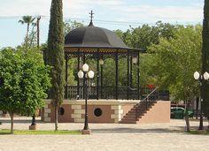 Kiosko en Plaza Principal de General Escobedo N.L. México  #kiosko  #GeneralEscobedoNL #EscobedoNL #CiudadEscobedo #Escobedo #NuevoLeón #México