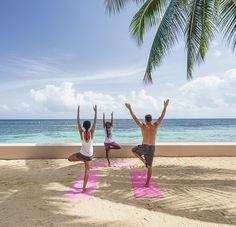 Namaste. Wishing you all a wonderful day!