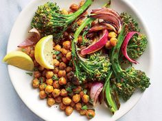 Eating more plant-based meals is easier to do when they're as tasty and quick to prepare as this one. Much of the deliciousness comes fro...