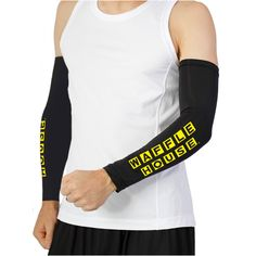 Get yours today, a pair of Waffle House sleeves. Waffle House, Home Catalogue, Waffles, Sleeves, How To Wear, Shirts, Shopping, Arm, Tops