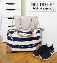 Pack with me-Essentials
