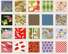"""this side of the island: How to make Japanese Paper Dolls """"Ningyogami"""" Japanese Patterns, Japanese Prints, Japanese Design, Japanese Style, Japanese Paper, Japanese Origami, Origami Paper Art, Iris Folding, Crafty Craft"""