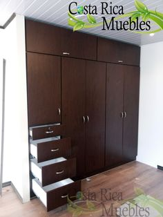 1000 images about ideas para el hogar on pinterest for Puerta walking closet