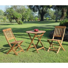 Beachcrest Home Charity 3 Piece Bistro Set & Reviews | Wayfair