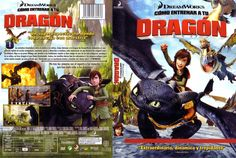 Como entrenar a tu dragón (DVD)
