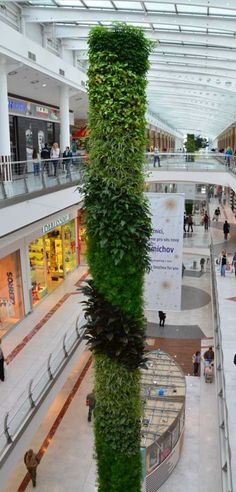 nákupní centrum Praha