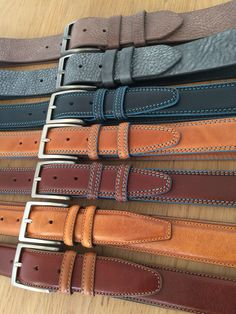 Custom Leather Belts, Diy Leather Craft Tools, Mulberry Bag, Men's Belts, Summer Fashion Trends, Outdoor Outfit, Boat Shoes, Shoe Boots, Mens Fashion