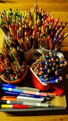 Art Supplies, Photos, Pictures