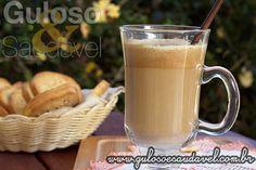 #BomDia! É perfeito começar o dia com um cafezinho, não é? Que tal preparar este Café Cremoso Caseiro? O meu é descafeinado e o seu?  #Receita aqui: http://goo.gl/2fF2CL