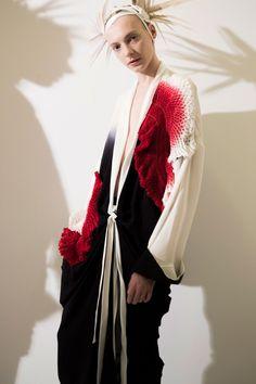 """forlikeminded: """"  Haider Ackermann   Paris Fashion Week   Spring 2017 """""""