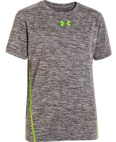 Move over ladies. Men do yoga too! Under Armour Tech Twist Short Sleeve T-Shirt