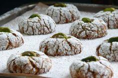 pistachio biscuits (italian)