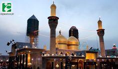 اكثر من 12 مليون زائر يشاركون في مراسم زيارة الإمام الكاظم (ع)