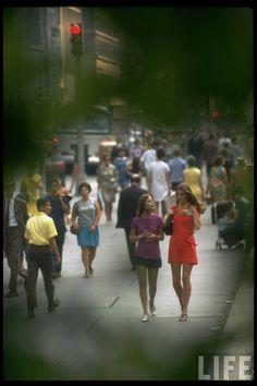New York, 1969.