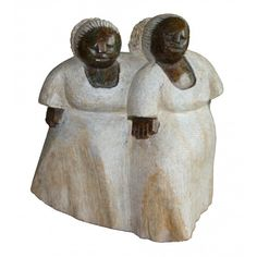 Beeld Afrikaanse vrouwen Afrikaanse Quotes, Buddha, African, Jar, Statue, Home Decor, Kunst, Decoration Home, Room Decor