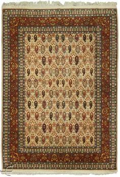 Turkish Rug - Hereke Carpet   Width148.00 cm (4,86 Feet) Lenght208.00 cm (6,82 Feet)