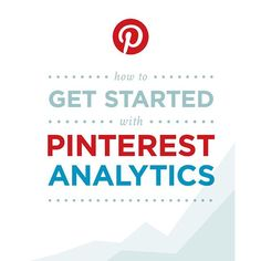 For all the #smallbiz owners out there today's blog post is all about making the jump to #Pinterest analytics! With a sneak peak into our own stats  Go check it out and let us know how we stack up! #