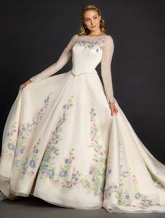 Cinderella 2015 by Alfred Angelo – Dress style 252 Charlotte dress from Lihi Hod The Groomsman Suit, No Cold Feet Co. Cinderella Dresses, Cinderella Wedding, Cinderella 2015, Ball Dresses, Ball Gowns, Prom Dresses, Formal Dresses, Dream Wedding Dresses, Wedding Gowns