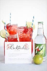 Resultado de imagen para wedding cocktails