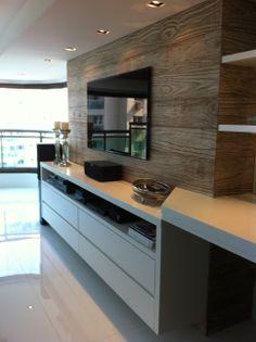 Wood & White -interior desing
