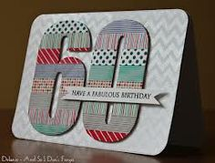 washi tape cards - Google Search