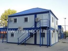 Imagini pentru blocuri din containere Slide Images, Shed, Container Houses, Outdoor Structures, Outdoor Decor, Home Decor, Storage Container Homes, Room Decor, Sheds